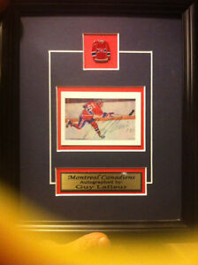Five Hockey collectible items
