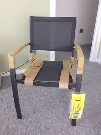 NEW Garden Chairs