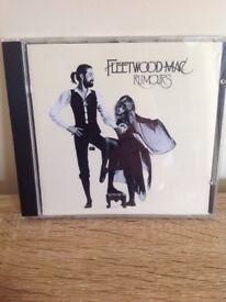 FLEETWOOD MAC 'RUMOURS' CD