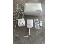 Bargain! FREE moisturiser 500g ! with Epilator £ 10
