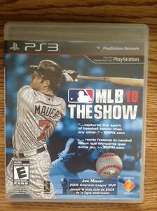 MLB 10 The Show for PS3