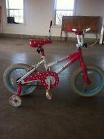 """12"""" wheels girls bike"""