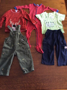 Small 2T/24 months bundle of clothes (girl or boy)