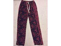 Boohoo Vintage Look Trousers Size 8/10