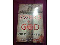 Sword of God book Chris Kuzneski