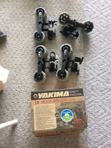 Yakima Rack Accessories-Hulley Rollers