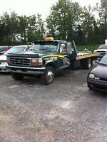 remorqueuse f450 7.3L Diesel (towing)
