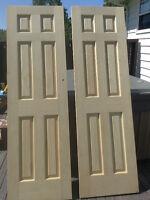 Solid Pine Doors