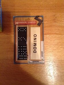 2 NEW never used. Unowned Dominio sets Kitchener / Waterloo Kitchener Area image 4