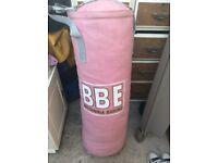 BBE Britannia Boxing 4ft Punchbag
