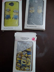 Minion Cell phone cases brand new 5$ each