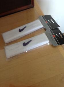 2 serre-tête (headband) NIKE  Neufs dans l'emballage