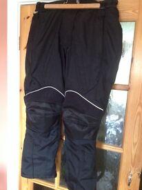 Ladies motorbike textile trousers - Hunter