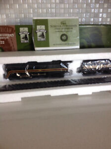 Lionel Trains 746 Norfolk & Western Steam Locomotive and Tender