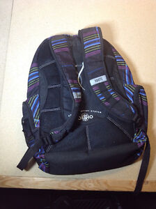 Roots backpack with Ortho Support System Cambridge Kitchener Area image 2