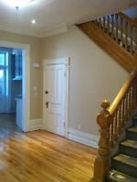 Charming two level apartment-St Henri-