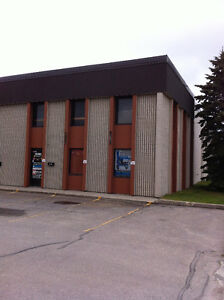 NORTHWEST END End Unit Industrial Bay  FOR LEASE TO OWN!!