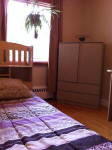 chambre, Lasalle, propre, tranquille, bord de l'eau