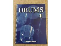 Drums 1 Yamaha Music Book