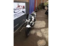 HONDA CBF 125 FOR SALE 1 YEAR MOT STERLING