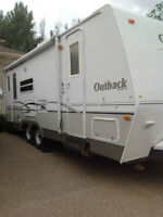 2006 Keystone Outback '25RS-S' RV Travel Trailer