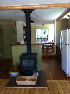 Affordable updated cottage in Procter