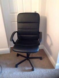 Ikea swivel office /study chair Torkel