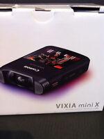 Canon VIXIA mini x camcorder with wifi New