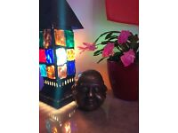Antique four faced Buddha beautifully made