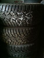 GENERAL WINTER TIRES 205/50/R17 LOT 278