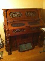 PUMP ORGAN PIANO reduced