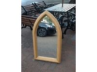 Church Style Hallway Mirror