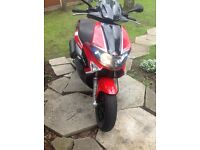 SFS! Gilera runner 125 Reg as 50 2011 £800ono romford