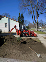 Excavation landscaping and more