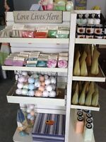 Little Luxeries Soapworks - throw a party and receive free gifts