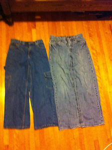 Boys size 12 Jeans package