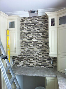 Backsplash Installer St. John's Newfoundland image 1