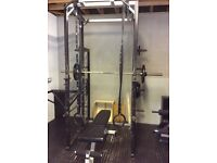 Complete Home/Commercial gym set up
