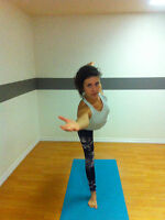 Private and Group Yoga Instruction with Tamara Thomas Yoga