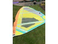 7.2 ART Race / Slalom wind surfing sail