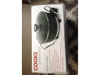 Cooks professional multi cooker