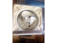 Industrial extractor fan - new