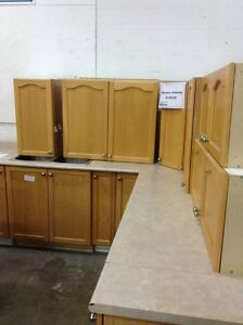 Kitchen #4 at Waterloo restore  Kitchener / Waterloo Kitchener Area image 2