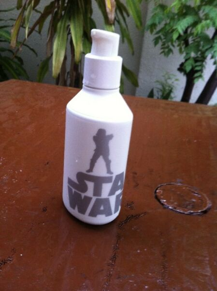 The Face Shop Star Wars Hydrating emulsion. Used only once. Still have 95%.