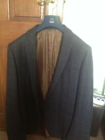 Mens Jacket size 48 inch chest Moss