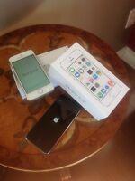 iPhone 5s 16G Bell White & Black