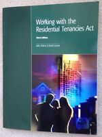 Law Clerk Textbooks - Working with the Residential Tenancies Act