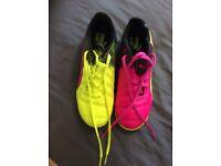 Puma evo power size 5 football boots