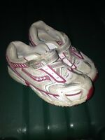 Size 10w Saucony girls shoes