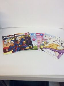 Books Children's I Can Read Series